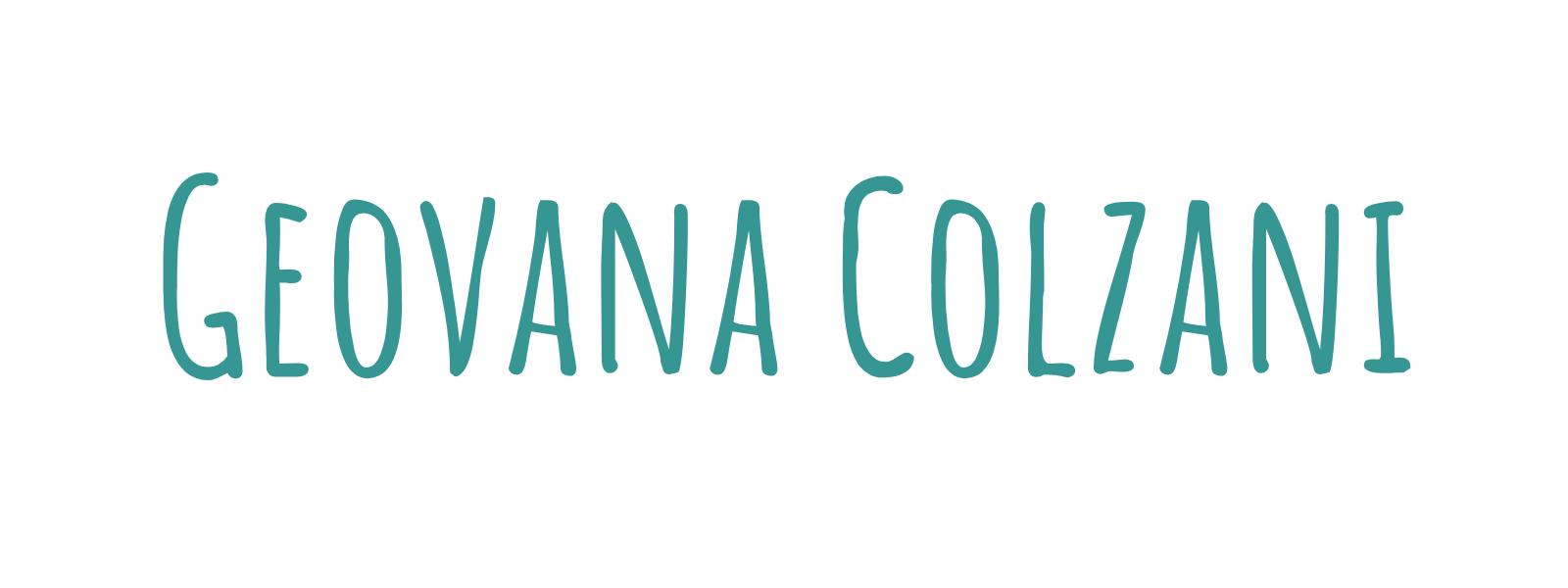 Geovana Colzani